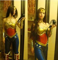 Wonder Woman from Injustice:Gods Among Us by Nemu013