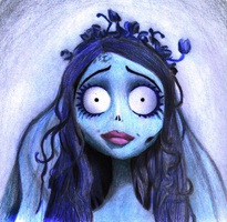 Corpse Bride by ZoraSteam