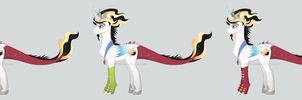Dislestia Child - Prince Pax by ShadOBabe