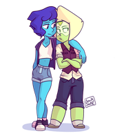 more casual gems by BeautySnake