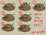 Otter Heads by FoxTone