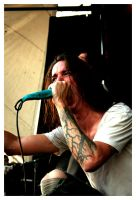Spencer of Underoath by dededecomposing