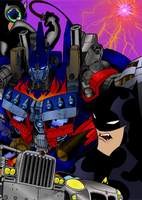 TheBoo- TF and Batman- Colours by ActorzInc