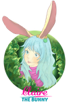 Claire the bunny by Dokiphile