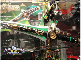 MMPR - Legacy Dragonzord and Legacy Dragon Dagger! by ryanthescooterguy