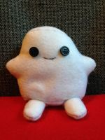 Adipose Plushie by CheesyHipster