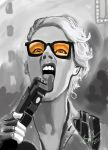 Ghostbusters - Holtzmann by Ronron84
