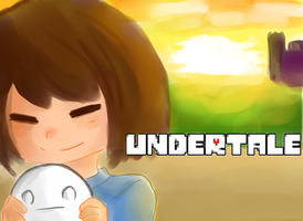 Undertale by FireFlameCC