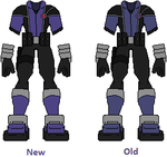 Alternate Redesigns: Orion (Updated) by 0megaZero