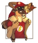 Superhero Bros. by Masked-lion