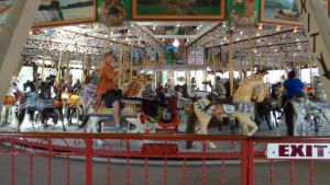 Carousel by creepsome