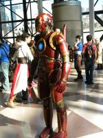 Steam Punk Iron Man by Crimsoneyes26