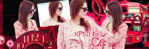 [Cover Zing] Yoona - HPBD to Ce by ddhmiumfg