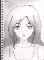 Marceline - Adventure Time by AnImAtEd-MeDoW