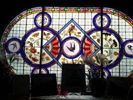 Stained Glass 2 by GUDRUN355