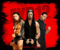 Roman Reigns wallpaper by AYB12 by AyBenoit12