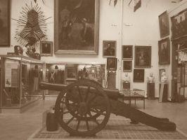 Hall of Museum - Brussels by dunklerfruehling