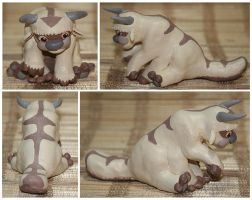Avatar : Appa Sculpture by Nylak