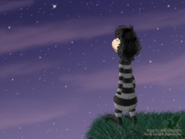 Starry Skies by Goldy--Gry