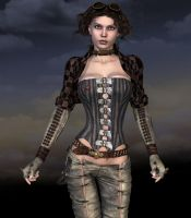 Feel for Steampunk by parrotdolphin