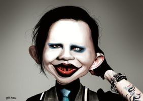 MAD Manson by manohead