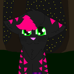 Night Time c: by Tangle-Kitty
