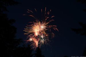 Fireworks 01 by M-L-Griffith
