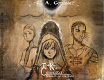 Key of Censura (Cover) by XxPointlessThingsxX