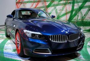 2009 BMW Z4 Roadster. by LateRainyNights