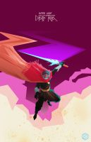 Hyper Light Drifter by SeanLenahanSD