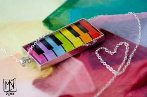 Colorful Music by Kattvalk