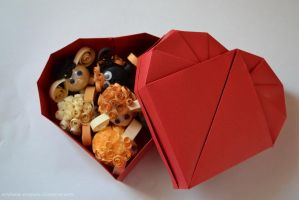 Heart box by cridiana