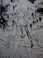 Team 14 Cover Inked by RickBas