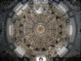 Sacred Ceiling Hybrid #6 by mihalyo