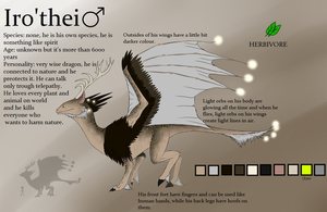 Iro'thei ref. sheet by NightFury1020