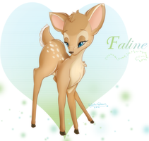 Faline by WaterGleam
