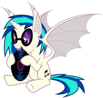 Vinylbat by Magister39