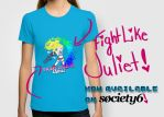 Society6 Shirt Anouncement 5.29.2014 by AidiChan
