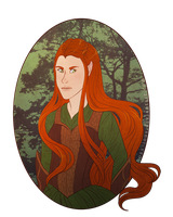 Tauriel by Noxx-ious