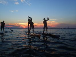 Stand and Paddle SUP 6866 by PaddleGallery