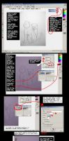PSP7 Coloring Tutorial II by Abalone-Da-SeaSnail