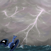 Storm To Pass by RaptorBarry