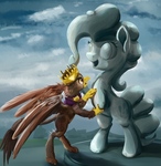 In a parallel universe. by ScootieBloom