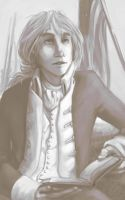 Nathan Hale commission by trustahope