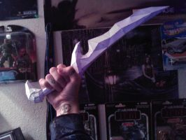 Orcish Dagger Scale Size by ZombieGrimm