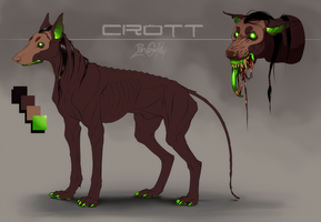 Crott by Grypwolf