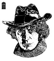 Doctor Who Tom Baker by bigdoo