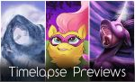 Timelapse Previews by Tsitra360