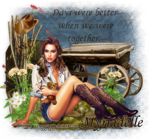 Country Tag By Deb by Myriadelle