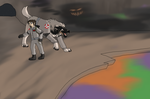 Who you gonna call! by wolfdog127